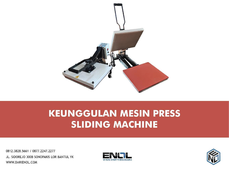 Keunggulan Mesin Press Sliding