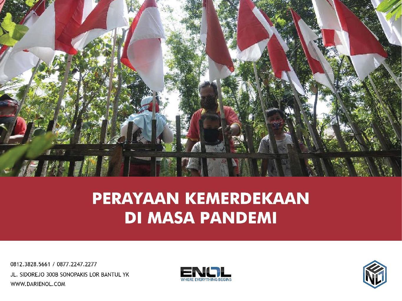 Perayaan Kemerdekaan Di Masa Pandemi