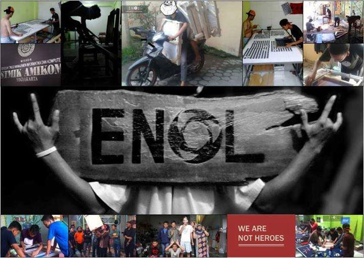 Sepenggal kisah dari ENOL